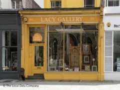 Lacy Gallery, exterior picture