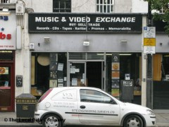 Music & Video Exchange image