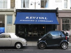 Revival Upholstery, exterior picture