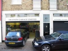 Drayson Garage image