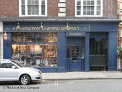 Kensington Lighting Co 59 Kensington Church Street London