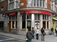 Pizza Hut 2 Kensington Church Street Kensington London