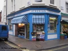 Athenian Grocery, exterior picture