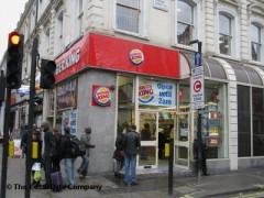 burger king 27 london street london fast food takeaway near paddington tube station. Black Bedroom Furniture Sets. Home Design Ideas