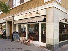 Byzantium Cafe image