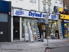 Leyland SDM 371 Edgware Road London Painting
