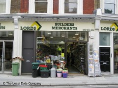 Lords Trade & DIY, exterior picture