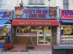 Micky's Fish Bar image