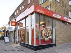 Pizza Hut Direct 454 Edgware Road London Fast Food