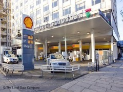 Shell Service Station image