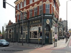 The Famous Three Kings, exterior picture