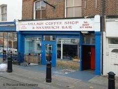 The Village Coffee Shop & Sandwich Bar, 61 Blythe Road, London - Cafes, Snack Shops & Tea Rooms ...
