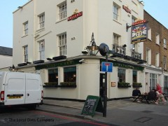 The Warwick Arms image
