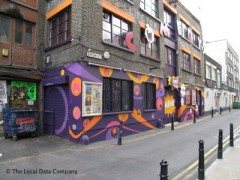 The Comedy Cafe, exterior picture