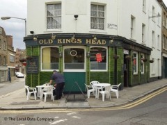 The Old Kings Head, exterior picture