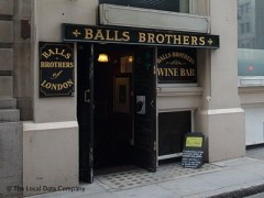 Balls Brothers, exterior picture