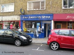 The Tanning Shop, exterior picture