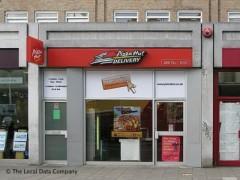 Pizza Hut Direct 654b Fulham Road London Fast Food