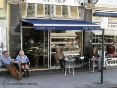Cafe Deco, 62 Gloucester Road, London - Cafes, Snack Shops & Tea ...