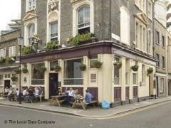 The Queens Head, exterior picture