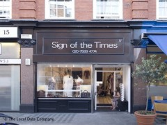 Sign Of The Times image