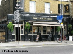The Golden Lion, exterior picture