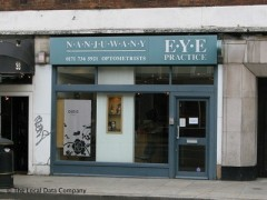 Nanjuwany Eye Practice, exterior picture