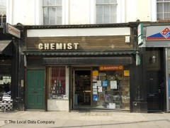 Paxall Chemists, exterior picture