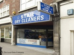 Star Dry Cleaners, exterior picture