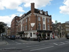 The Barley Mow, exterior picture