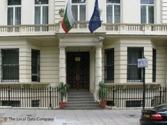 The Bulgarian Embassy, exterior picture