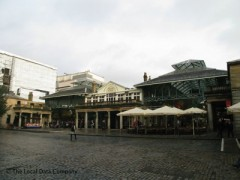 Covent Garden Market, exterior picture
