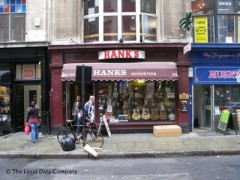 Hank\'s Guitar Shop, exterior picture