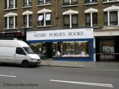 Henry Pordes Books image
