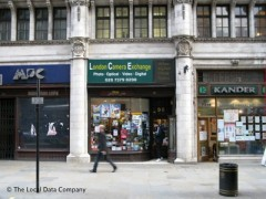 London Camera Exchange, exterior picture