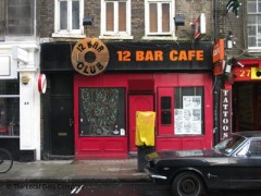12 Bar Club, exterior picture