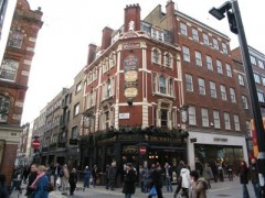 The White Lion, exterior picture