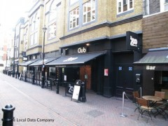Zoo Bar & Nightclub, exterior picture