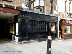 Ye Olde Cheshire Cheese, exterior picture
