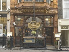 43ecae53bbf92 Browns, 47 Maddox Street, Mayfair, London, W1S 2PG - Brasserie ...