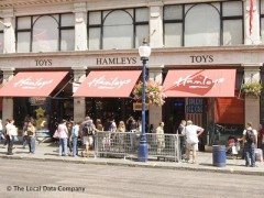 Hamleys Of London, exterior picture