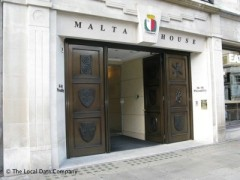 Malta High Commission, exterior picture