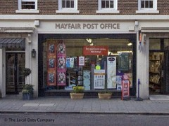 Mayfair Post Office, exterior picture