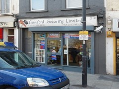 Crawford Security, exterior picture