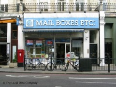 Mail Boxes Etc. London - Earls Court, exterior picture