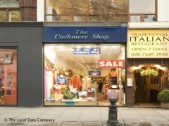 The Cashmere Shop, exterior picture