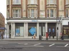 Barclays Bank PLC, exterior picture