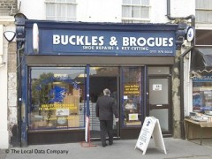 Buckles & Brogues, exterior picture