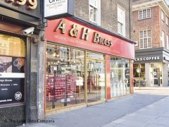 A & H Brass, exterior picture