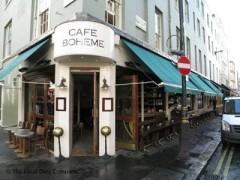 Cafe Boheme image
